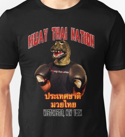Muay Thai Nation Unisex T-Shirt