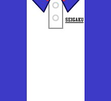 TeniPuri / Seigaku iPhone Case by ZeonAce