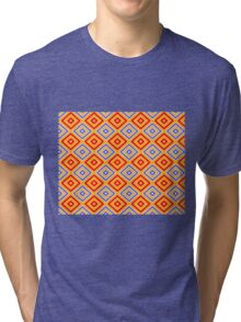 DIAGONAL Tri-blend T-Shirt