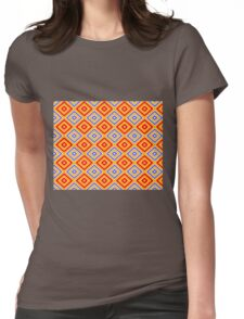 DIAGONAL Womens Fitted T-Shirt