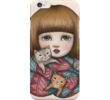 Creature Comforts iPhone Case/Skin