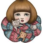 Creature Comforts by Emma Hampton