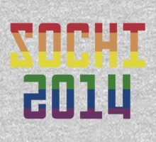 Sochi 2014 - Pride  by slapsgiving