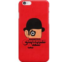 Magritte's Clockwork Apple iPhone Case/Skin