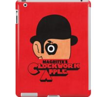 Magritte's Clockwork Apple iPad Case/Skin
