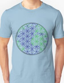 The Flower of Life (Earth #3) T-Shirt