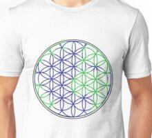 The Flower of Life (Earth #3) Unisex T-Shirt