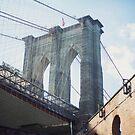 Brooklyn Bridge by Kameron Walsh