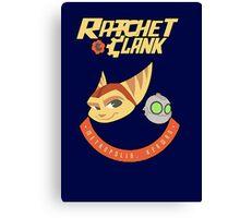 Ratchet & Clank Canvas Print
