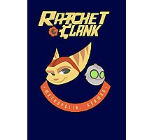 Ratchet & Clank Photographic Print