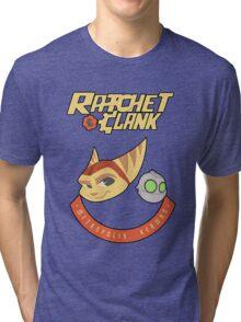 Ratchet & Clank Tri-blend T-Shirt