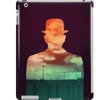 Time stood still iPad Case/Skin