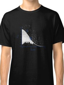 Skiing is fun Classic T-Shirt