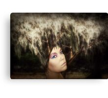 Earth Personified Canvas Print