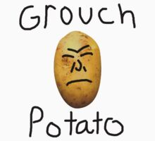 Grouch Potato by Narwhalio
