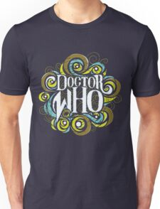 Whimsically Wibbly Wobbly Timey Wimey - Dark Shirt The First Unisex T-Shirt