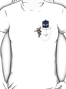 Timey Wimey Pockety Wockety T-Shirt