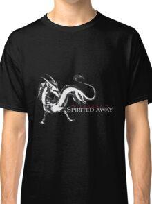 spirited away haku dragon Classic T-Shirt