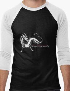 spirited away haku dragon Men's Baseball ¾ T-Shirt
