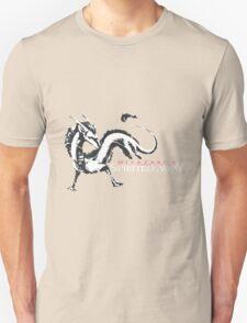 spirited away haku dragon T-Shirt