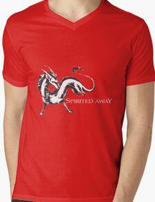 spirited away haku dragon Mens V-Neck T-Shirt