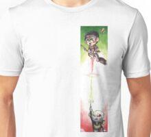 Chibi Harry Potter vs Chibi Voldemort Unisex T-Shirt