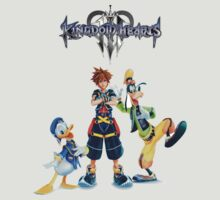 Kingdom Heart 2 by Kwon  Woo