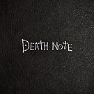 Death Note by Blackson