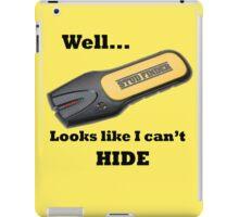 Stud Finder iPad Case/Skin