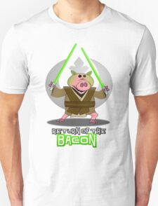Return of the Bacon Unisex T-Shirt