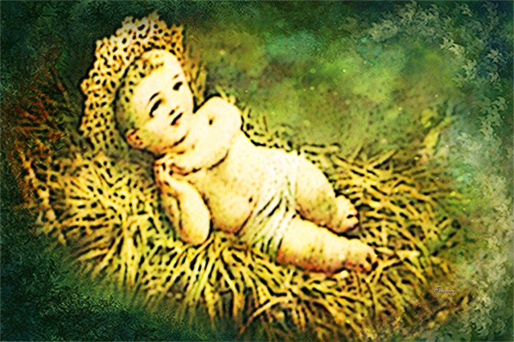 THE CHRIST CHILD by Tammera