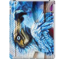 Graffiti, Rote Fabrik iPad Case/Skin