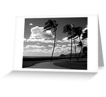 Offshore Wind Greeting Card