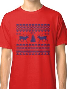 Ugly Sweater Design Classic T-Shirt