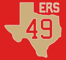 Texas for 49ers  by Mike Jackson