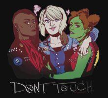 Punk!Trek Girl Gang by lovelynobody