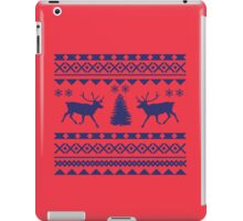 Ugly Sweater Design iPad Case/Skin
