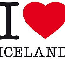I ♥ ICELAND by eyesblau