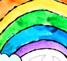 I Can Sing A Rainbow Sticker