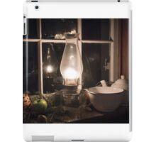 Window Lantern Light iPad Case/Skin