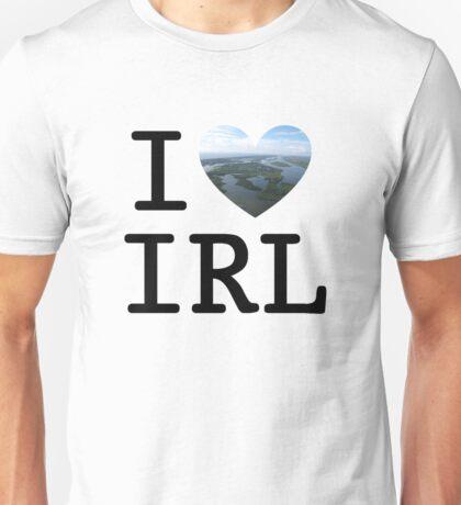 I [Heart] IRL Unisex T-Shirt
