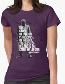 James Connolly Womens Fitted T-Shirt