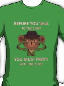 Party Pat (Adventure Time) - The Chief T-Shirt