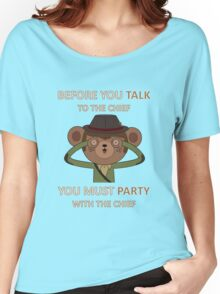 Party Pat (Adventure Time) - The Chief Women's Relaxed Fit T-Shirt