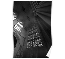 Bath Abbey, Roof Poster