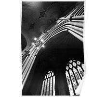 Bath Abbey, Arch Poster
