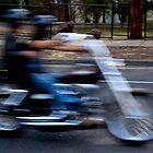 Biking by kiwilover