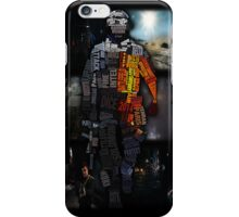 Battlefield Typography iPhone Case/Skin