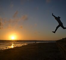 Leap of faith by kiwilover