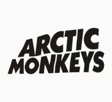 Arctic Monkeys by Saraalshker